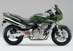 Pot echappement Honda Hornet 600 S (1999 - 01)