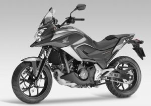 Pot echappement Honda NC750X DCT ABS (2016 -17)