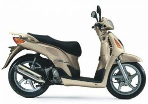 Pot echappement Honda SH 150 (2000 - 06)