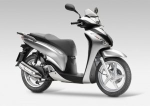Pot echappement Honda SH 150 i (2009 - 12)