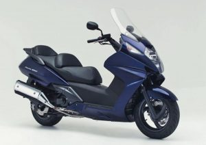 Pot echappement Honda Silver Wing 400 (2006 - 09)
