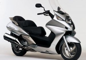 Pot echappement Honda Silver Wing 600 (2001 - 05)