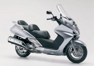 Pot echappement Honda Silver Wing 600 (2005 - 09)
