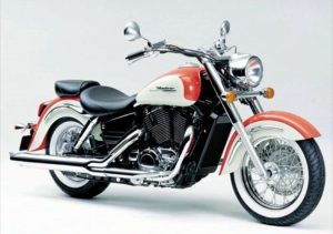 Pot echappement Honda VT 1100 C3 Shadow Aero (1998 - 02)