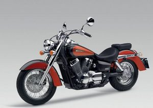 Pot echappement Honda VT 750 Shadow ABS (2007 - 13)