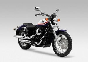 Pot echappement Honda VT 750S Shadow Black Spirit