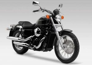 Pot echappement Honda VT 750S