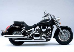 Pot echappement Honda VTX 1300 S