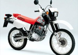 Pot echappement Honda XLR 125 R