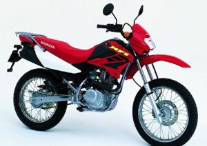 Pot echappement Honda XR 125 L (2003 - 05)