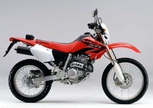 Pot echappement Honda XR 250 R Dall'Ara
