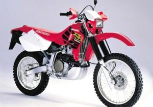 Pot echappement Honda XR 650 R (2000 - 02)