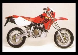 Pot echappement Honda XR 650 R Supermotard (2002 - 04)