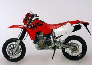 Pot echappement Honda XR 650 SM A.E. Dall'Ara