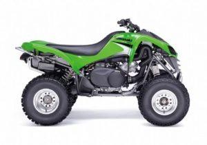 Pot echappement Kawasaki KFX 700