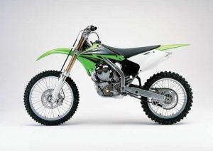 Pot echappement Kawasaki KL KX 250 (2004) - F
