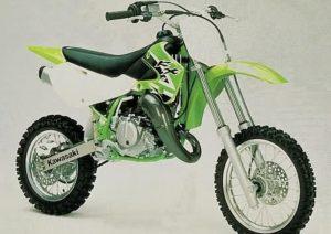 Pot echappement Kawasaki KL KX 65 (2002) - A3