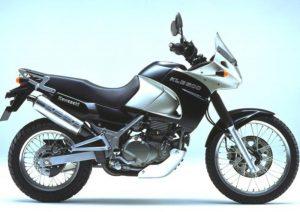Pot echappement Kawasaki KLE 500 (2001 - 04)