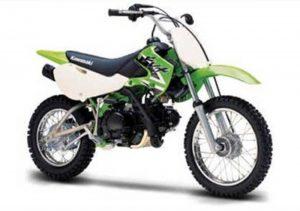 Pot echappement Kawasaki KLX 110