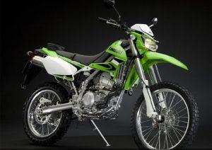 Pot echappement Kawasaki KLX 250 (2009)