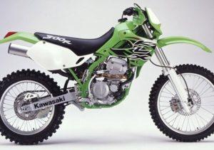 Pot echappement Kawasaki KLX 300 R (2001 - 03)