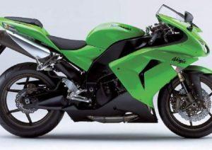Pot echappement Kawasaki Ninja 1000 ZX-10R (2006 - 07)