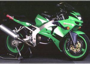 Pot echappement Kawasaki Ninja 600 ZX-6R (1998 - 99)