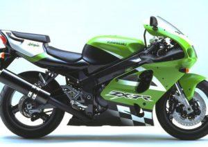 Pot echappement Kawasaki Ninja 750 ZX-7R (2001)