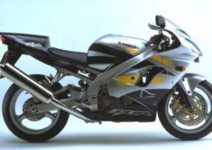 Pot echappement Kawasaki Ninja 900 ZX-9R (2002 - 05)