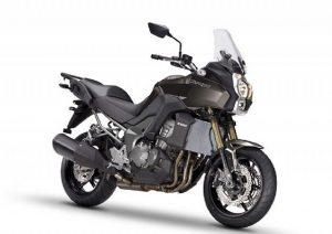 Pot echappement Kawasaki Versys 1000 ABS (2011 - 14)