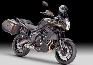 Pot echappement Kawasaki Versys 650 Tourer (2010 - 14)