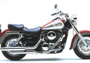 Pot echappement Kawasaki VN 1500 Classic Fi (2000 - 02)