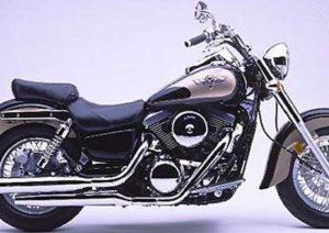 Pot echappement Kawasaki VN 1500 Classic Tourer (1998 - 01)
