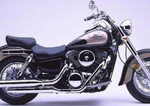 Pot echappement Kawasaki VN 1500 Classic Tourer Fi (2000)