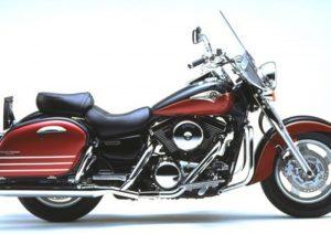 Pot echappement Kawasaki VN 1500 Classic Tourer Fi (2001 - 03)