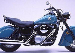 Pot echappement Kawasaki VN 1500 Drifter (1999 - 00)