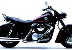 Pot echappement Kawasaki VN 1500 Drifter (2001 - 02)