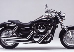 Pot echappement Kawasaki VN 1500 Mean Streak (2002 - 05)