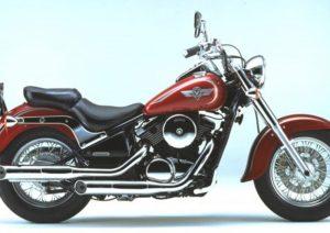 Pot echappement Kawasaki VN 800 Classic (2001 - 06)