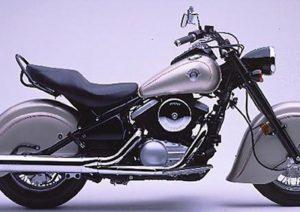 Pot echappement Kawasaki VN 800 Drifter (1999 - 00)