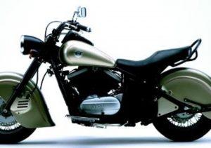 Pot echappement Kawasaki VN 800 Drifter (2001 - 02)