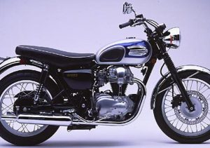 Pot echappement Kawasaki W 650 (1999 - 00)