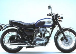 Pot echappement Kawasaki W 650 (2001 - 06)