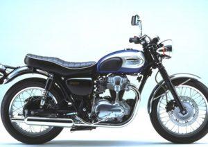Pot echappement Kawasaki W 650 (2001 - 06)