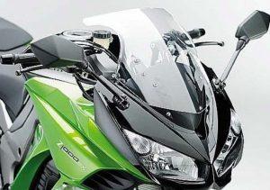 Pot echappement Kawasaki Z 1000 SX (2011 - 13)