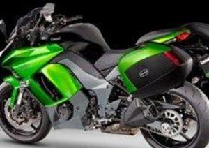 Pot echappement Kawasaki Z 1000 SX ABS Tourer (2011 - 16)