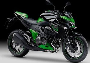 Pot echappement Kawasaki Z 800 (2012 - 13)