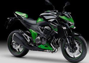 Pot echappement Kawasaki Z 800 (2012 - 13)