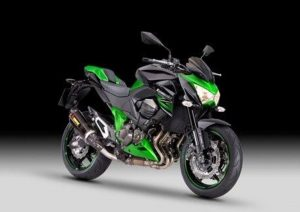 Pot echappement Kawasaki Z 800 Performance ABS (2013)