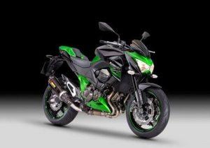 Pot echappement Kawasaki Z 800 Performance ABS (2013)